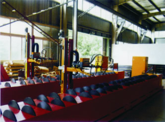 钢结构焊接加工设备,h型钢生产线设备,组立机龙门焊机