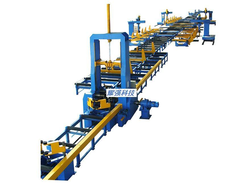 越南钢结构设备投入