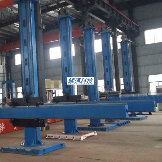焊接辅机操作机滚轮架