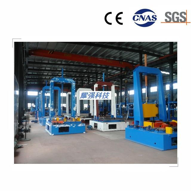 钢结构焊接加工设备车间