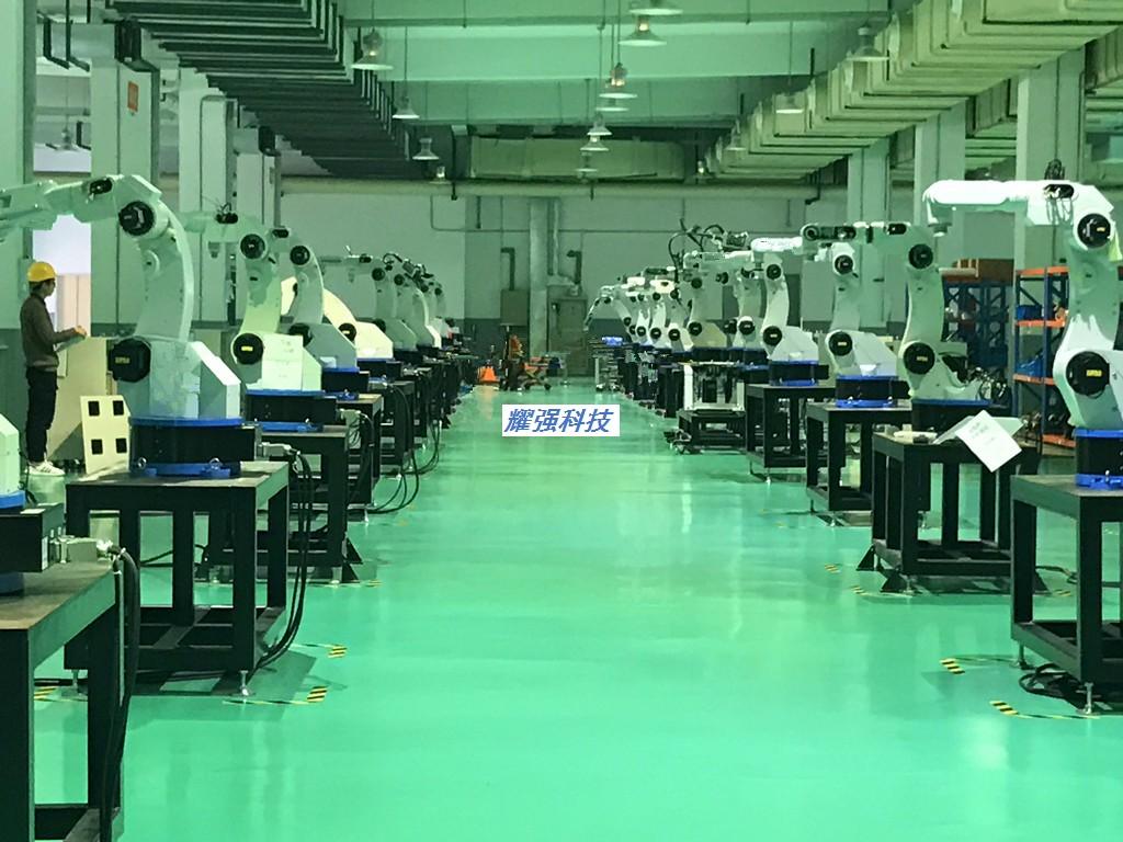 焊接机器人自动化